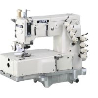 Многоигольные и поясные швейные машины