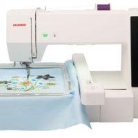 Машины для вышивания